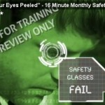 Safety Video Eyes Peeled