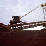 BHP Mine in Port Hedland