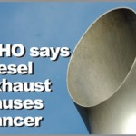 Diesel Fumes a Cause of Cancer