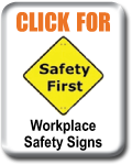 Workplace Safety Signs