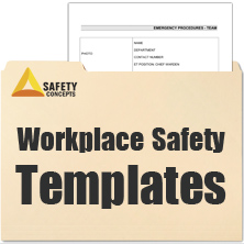 Workplace Safety Templates